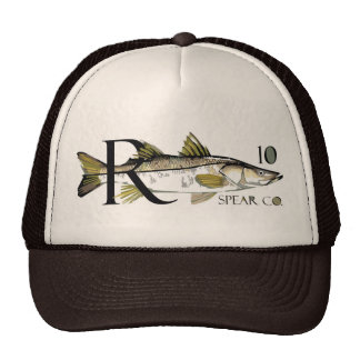 Trucker Hat Snook Boné