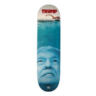 Trunfo de baixo do skate Decck dos Maniacs da