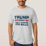 Trunfo finalmente alguém com t-shirt das bolas