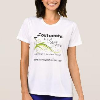 Trupe aciganado tribal de Fortunata T-shirts
