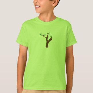 TS Verde 01 de Grupo Artístico Yoruva Camiseta