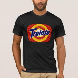 Tshirt americano do roupa de Trololo TeeVee Camiseta