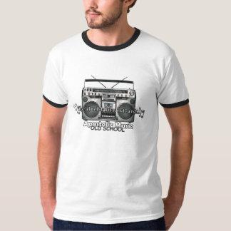 Tshirt apostólico da música camiseta