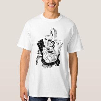 TSHIRT da destruição do DJ Camiseta