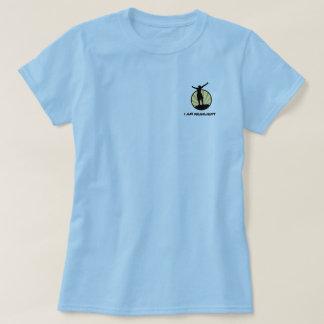 TShirt da elasticidade das senhoras Camiseta
