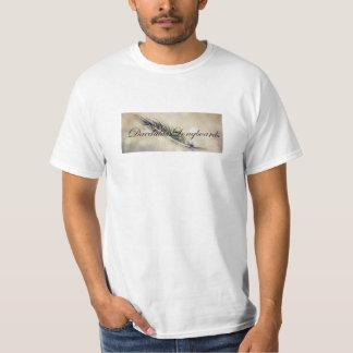 Tshirt da pena de Daedalus