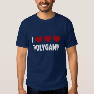 Tshirt da poligamia