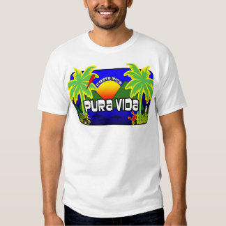 Tshirt da selva de Costa Rica