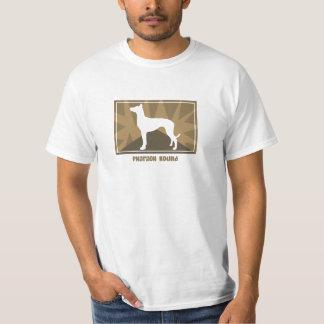 TShirt da terra do cão do faraó