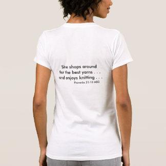 Tshirt de confecção de malhas