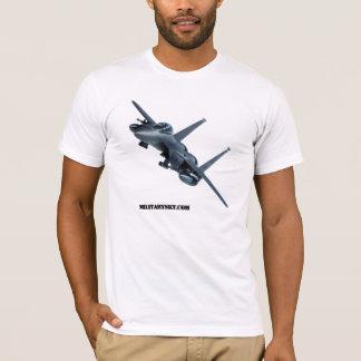 Tshirt de Eagle da greve de F-15E Camiseta