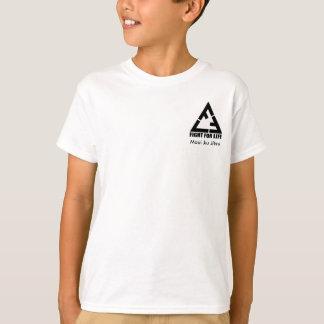 Tshirt de FFL Maui Jiu Jitsu Childs Camiseta