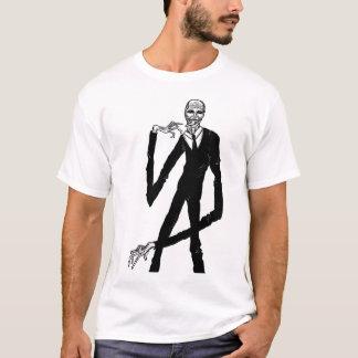 Tshirt de Slenderman Camiseta
