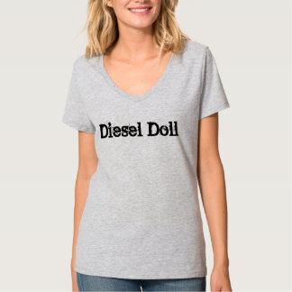 Tshirt diesel da boneca