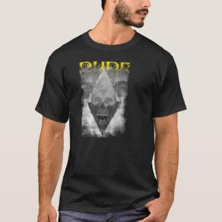 Tshirt do gajo do filme policial camiseta