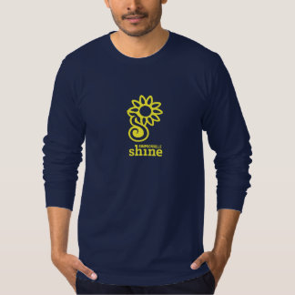 Tshirt do logotipo do brilho de Simpsonville -
