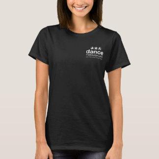 Tshirt do logotipo - preto camiseta