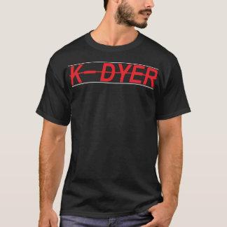 tshirt do nome comercial do kdyer camiseta