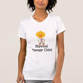 Tshirt do pintinho da fisioterapia