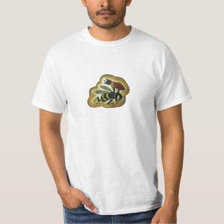 Tshirt do pop art do esquadrão do bombardeiro da