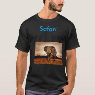 tshirt do safari camiseta