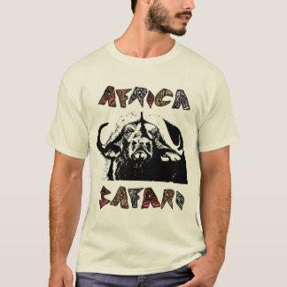Tshirt do safari de África Camiseta