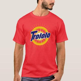 Tshirt do vermelho de Trololo Camiseta