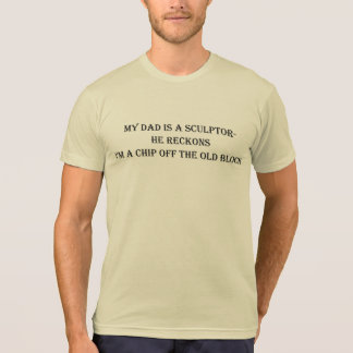 Tshirt dos escultores camiseta