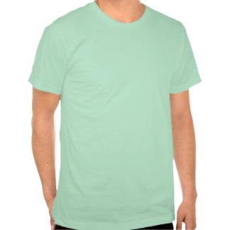 Tshirt dos homens do auto-falante da música
