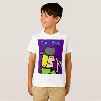 Tshirt legal do menino camiseta