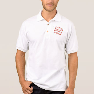 Tshirt Offroad do toxicómano Camisa Polo