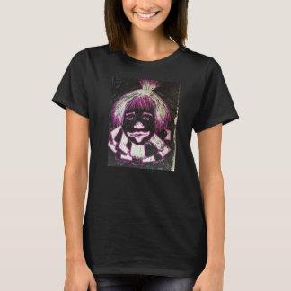 Tshirt original do esboço do palhaço