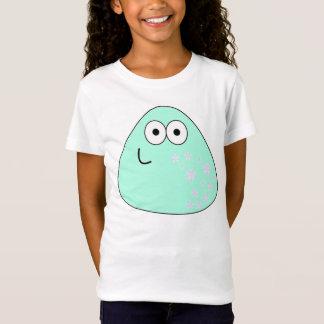 Tshirt Pou Menina Camiseta