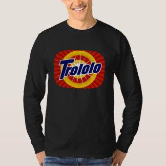 Tshirt preto de Trololo TeeVee Longsleeve