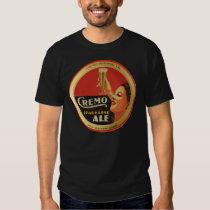 Tshirt Sparkling da cerveja inglesa de Cremo