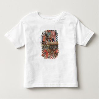 TtoB os Israelites que saem de Egipto Camiseta Infantil