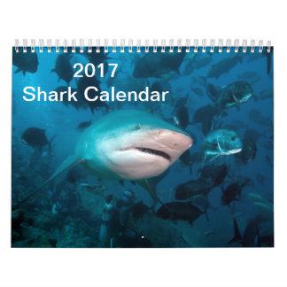Tubarão - calendário 2017