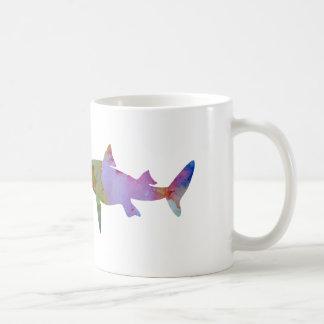 Tubarão Caneca De Café
