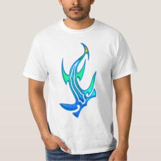tubarão de hammerhead camiseta