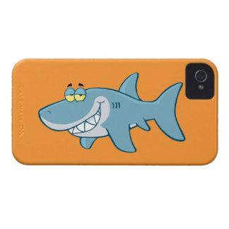 Tubarão de sorriso capinhas iPhone 4