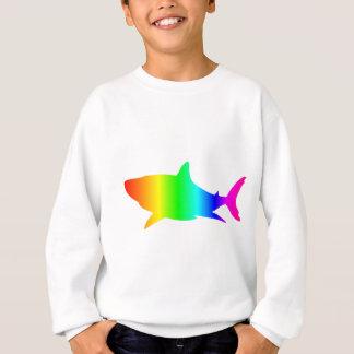 Tubarão do arco-íris agasalho