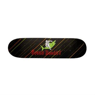 Tubarão do espaço de Speedrocket MK2 Skate