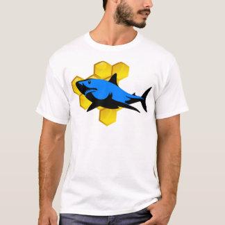 Tubarão do mel camiseta
