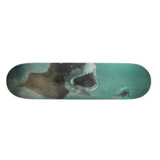 tubarão do skate