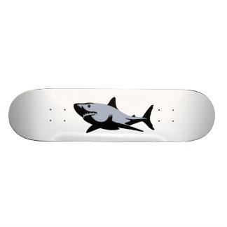 Tubarão Shape De Skate 18,7cm