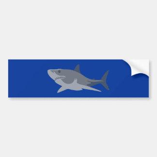 Tubarão shark adesivo para carro