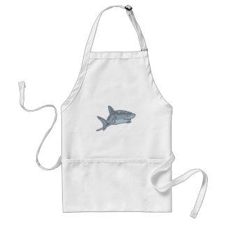 Tubarão shark avental