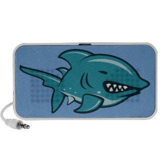 Tubarão shark caixinha de som