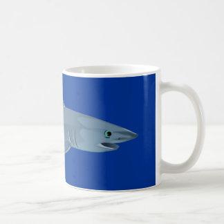 Tubarão shark canecas