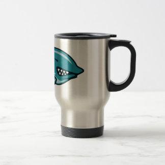 Tubarão shark caneca